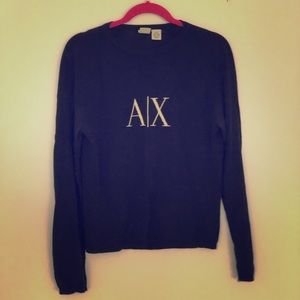 Super cute Armani exchange sweater